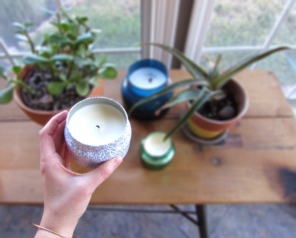 Travel Aspen Bay Candles