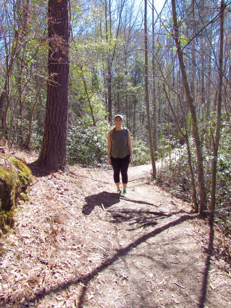 Lake Lurleen hiking