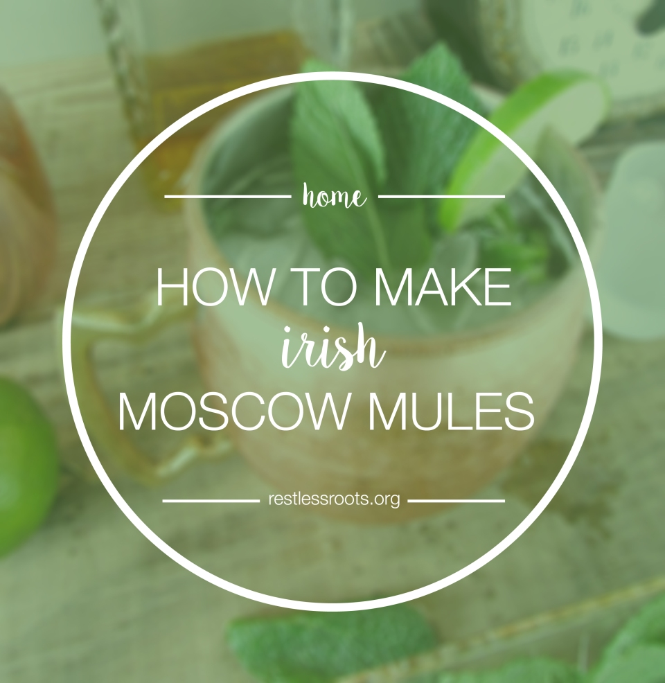 Irish Moscow Mule Feature Image