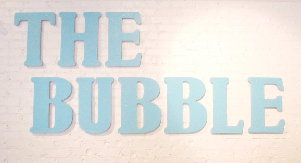 The Bubble Logo